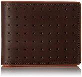 J.fold Men's Loungemaster Slimfold Wallet, Moka, One Size
