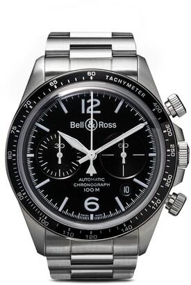 Bell & Ross BR V2-94 Black Steel Chronograph