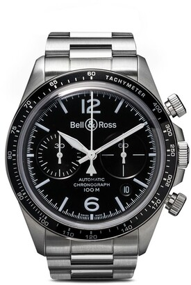 Bell & Ross BR V2-94 Black Steel Chronograph