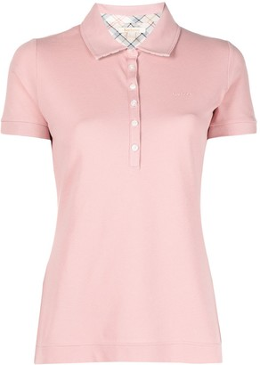 Barbour Slim-Cut Cotton Polo Shirt