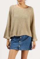 Azalea Pullover Bell Sleeve Sweater