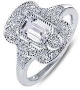 Lafonn Simulated Diamond Heritage Ring