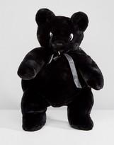 Lazy Oaf Faux Fur Teddy Bear Backpack