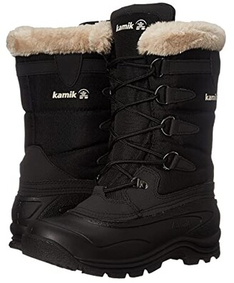 Kamik Shellback (Black) Women's Cold Weather Boots