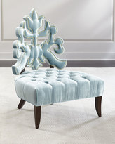 Haute House Arielle Tufted Accent Chair