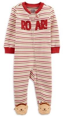 Child of Mine by Carter's Baby Boys Interlock Cotton Sleep 'N Play Pajamas, 2-Pack (Preemie-9M)