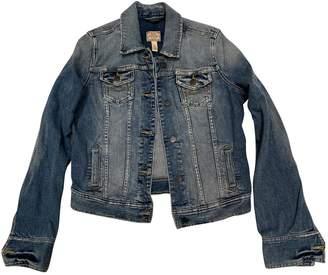 Abercrombie & Fitch Blue Denim - Jeans Jacket for Women