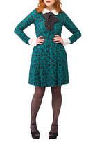 Smak Parlour Long-Sleeve Telephone Dress