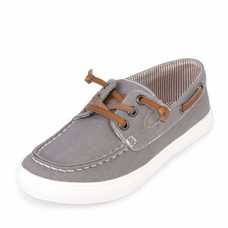 Children's Place The Boys' Lace Up Boat Shoe