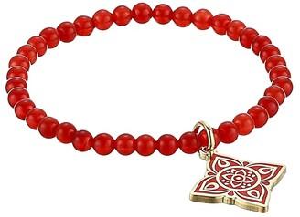 Alex and Ani Chakra Stretch Bracelet (Gold/Root Chakra) Bracelet