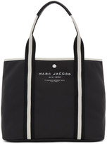 Marc Jacobs Black East/West Tote
