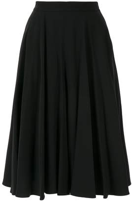 Shanghai Tang A-line mid-length culottes