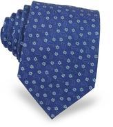 Forzieri Floral & Paisley Woven Silk Men's Tie