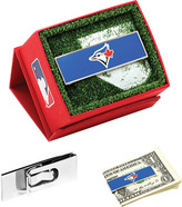 Cufflinks Inc. Men's Toronto Blue Jays Logo Money Clip