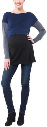 SIA Nom Maternity Maternity + Nursing Tunic Sweater
