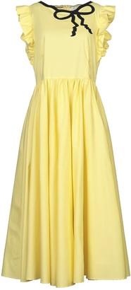 VIVETTA 3/4 length dresses
