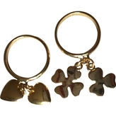 Marc Jacobs Gold Metal Ring