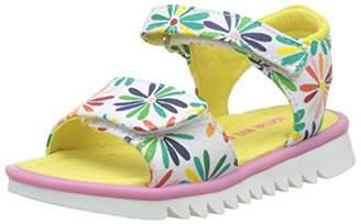 Agatha Ruiz De La Prada Girls' 192967 Open Toe Sandals