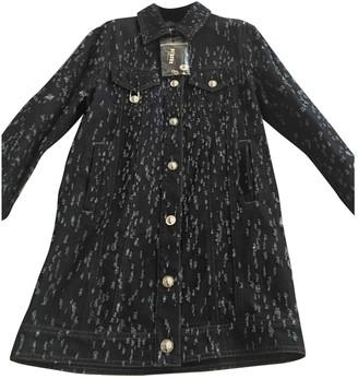 Versus Blue Denim - Jeans Coat for Women