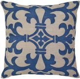Aura Printed Square Throw Pillow