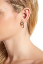 Rebecca Minkoff Halo Stud and Dangle Earrings
