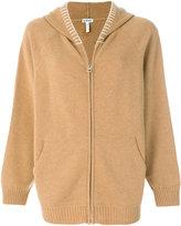 Loewe zip up hoodie