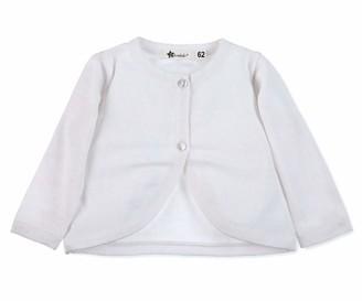 Sterntaler Baby Girls' Knitted Jacket
