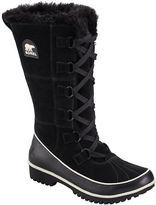 Sorel Tivoli High II Suede Boots with Faux Fur