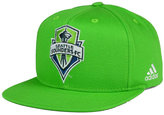 adidas Seattle Sounders FC XL Basic Snapback Cap