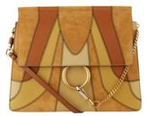 Chloé Medium Faye Patchwork Shoulder Bag