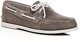 Sperry Men's Authentic Original 2-Eye Distressed Leather Boat Shoes