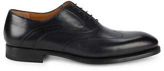 Magnanni Leather Wingtip Oxfords
