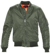 Schott NYC Flight Satin Souvenir Jacket