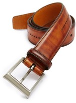 Magnanni Men's Big & Tall 'Catalux' Belt