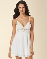 Soma Intimates Jonquil Pearl Accent Sleep Chemise