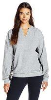 JET Corp Women's Fringe Sweatshirt