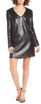 WAYF Skyline Sequin Dress