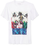 GUESS Men's The Recipe Graphic-Print T-Shirt