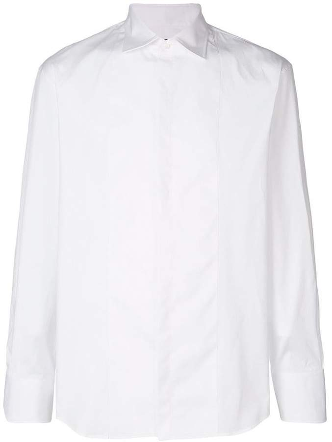 DSQUARED2 classic long-sleeved shirt