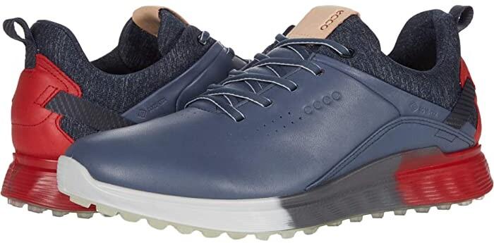 Ecco S-Three GORE-TEX(r) Men's Golf Shoes