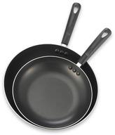 Bed Bath & Beyond Invitations® Classic Non-Stick Aluminum Fry Pans - Set of 2