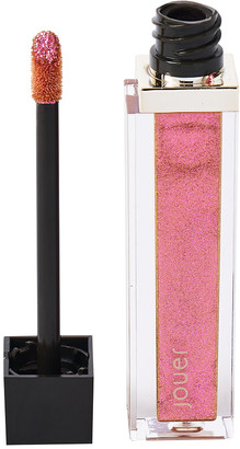 Jouer Cosmetics Duochrome High Pigment Pearl Lip Gloss Beach Daze