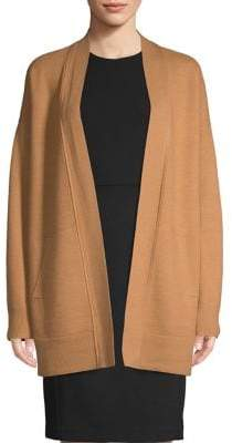 Lord & Taylor Oversize Knit Cardigan