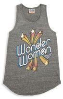 Junk Food Clothing Girl's Wonder Woman Tank