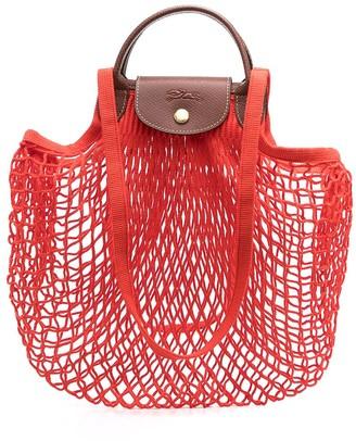 Longchamp Le Pliage pure cotton tote bag