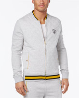 Sean John Men's Big & Tall Quilted Tracksuit Jacket