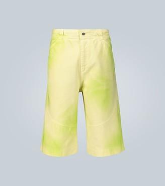 Jacquemus Le Short Terraio cotton shorts