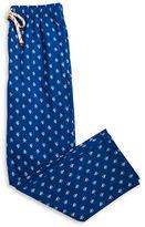 Original Penguin Logo Print Pajama Pants