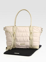 Burberry Quilted Baby Bag