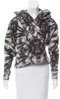Mara Hoffman Wool Printed Jacket